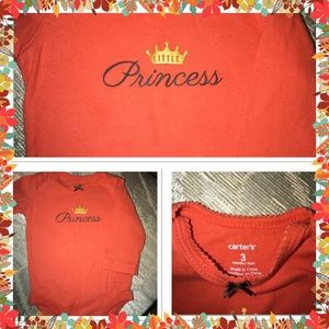 ❤️4 for $20❤️ Infant Girl Onesie by Cater's